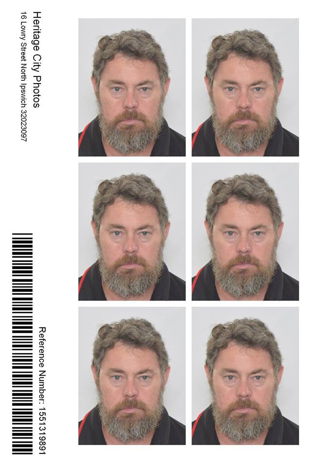 Passport Photos -